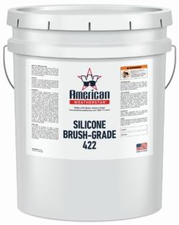Roof Mastics - Silicone Brush-Grade 422