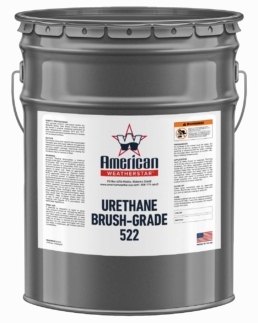 Roof Mastics - Urethane Brush-Grade 522
