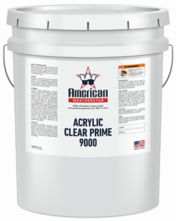 Primers & Cleaners - Acrylic Clear Prime 9000