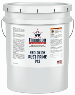 Primers & Cleaners - Red Oxide Rust Prime 912