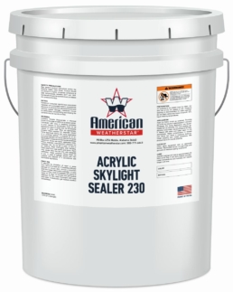 Acrylic Skylight Sealer 230