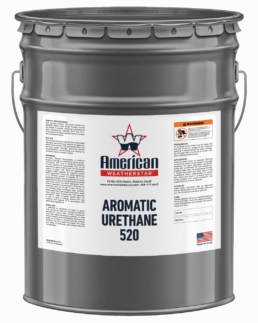 Roof Coatings - Aromatic Urethane 520