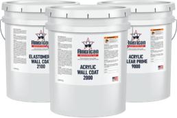 Wall-Coat Acrylic Wall Coating System