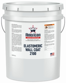 Wall Coatings - Elastomeric Wall Coat 2100