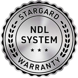 NDL System Warranty Badge