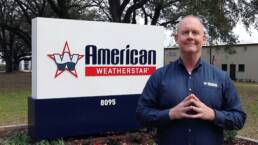 American WeatherStar President Brian O'Donnell
