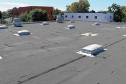 Mob bit roofing system