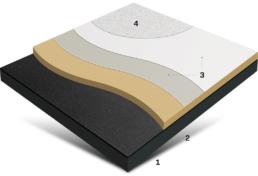 Foam-Gard Spray Polyurethane Foam Roofing System Application Process