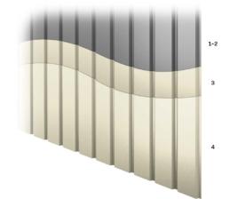 Wall-Coat DTM System Application Process